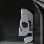 pop up - single - orgy - crâne - CD - pochette