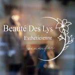 Beauté des lys - esthéticienne - Jennifer - logo - fleur de Lys