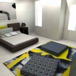 3D chambre - Roche Bobois