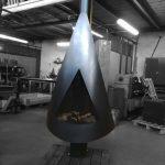 DAN GAZ - design produit - théus industries - 3D - Plan - sketch