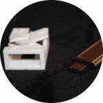 cle usb - dess - materiaux durable - DIY
