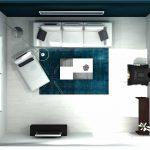 3D salon - Roche Bobois